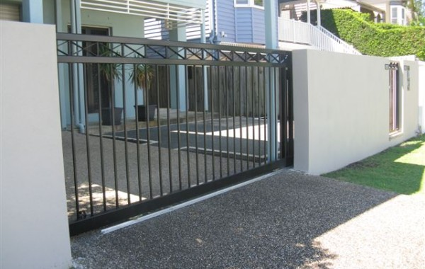 Maleny Design Sliding Gate