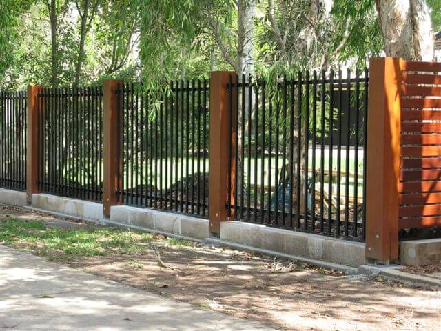 Square Tube Fencing Brisbane Gates