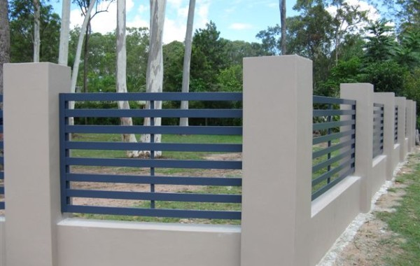 Horizontal Slat with wide gap