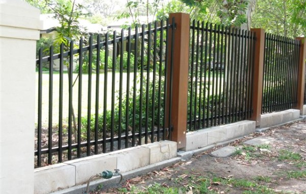 Square Tube Fence Panels