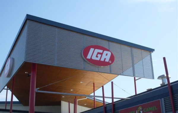 Screening at IGA Goodna